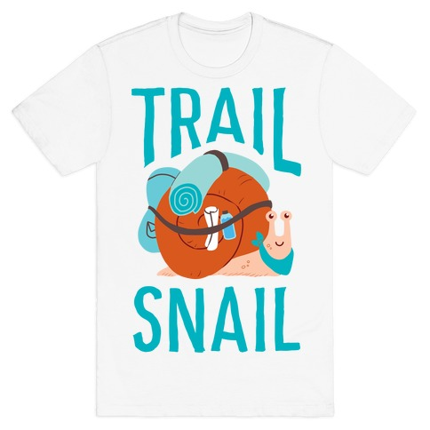 Trail Snail T-Shirt