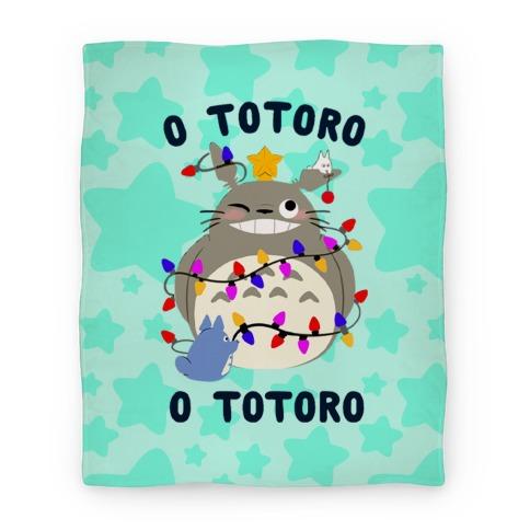 O Totoro, O Totoro Blanket