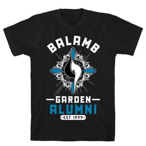 Balamb Garden Alumni Final Fantasy Parody T-Shirt