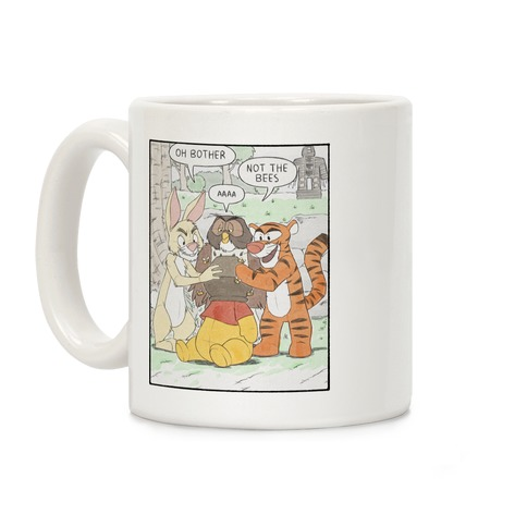 Not The Hunny Bees Coffee Mug