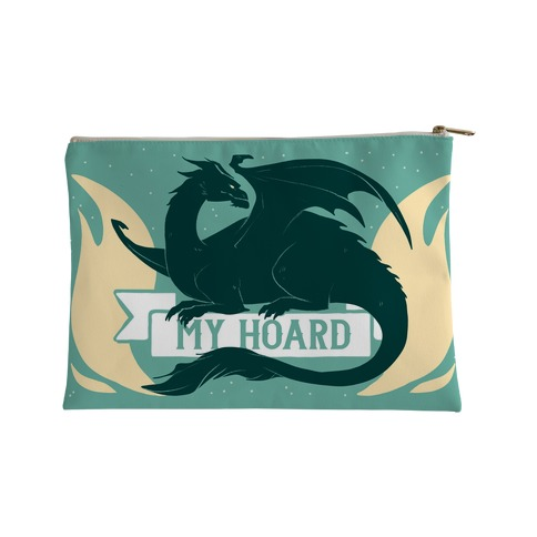 My Hoard - Dragon Accessory Bag