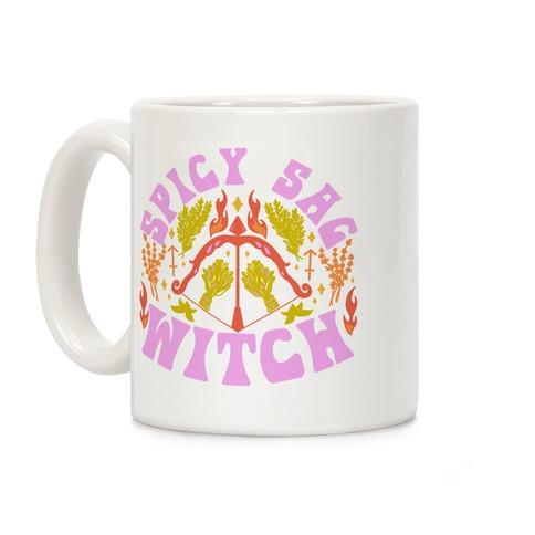 Spicy Sag Witch Coffee Mug