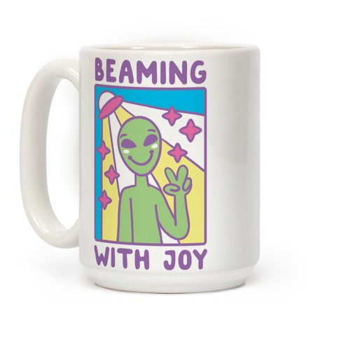 Beaming With Joy Coffee Mug