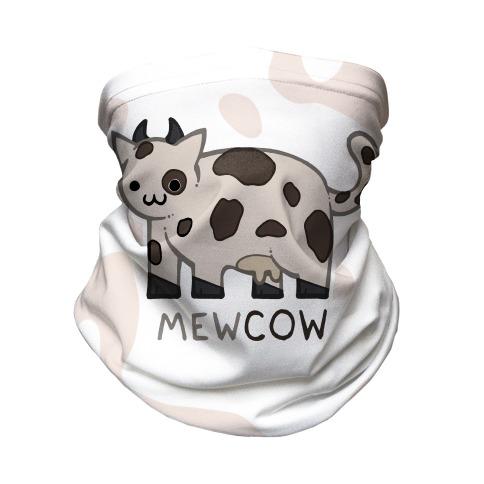 Mew Cow Neck Gaiter