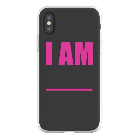 I Am Pair 2 Phone Flexi-Case