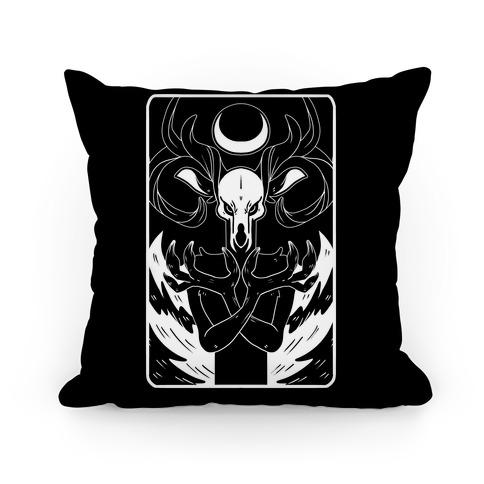 Wendigo Pillow
