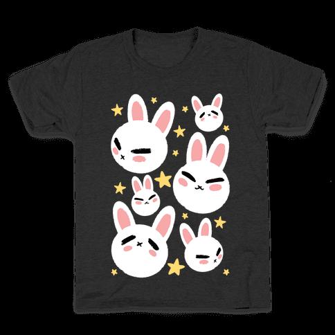 BunBun N' Stars Kids T-Shirt
