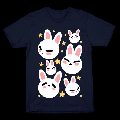 BunBun N' Stars Mens/Unisex T-Shirt