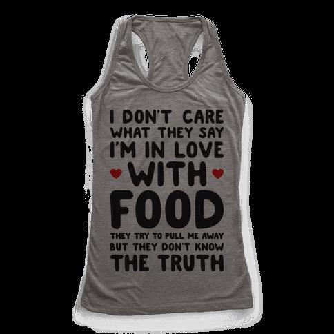 Bleeding Love For Food