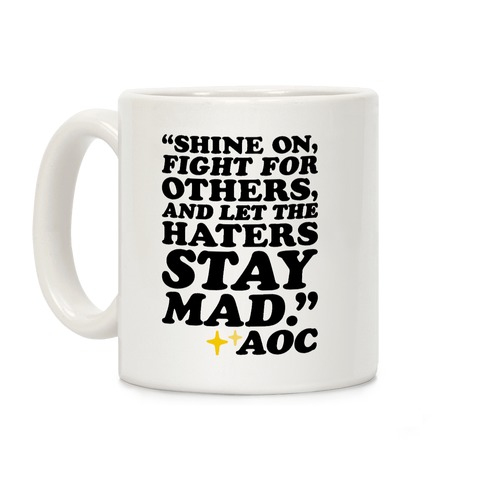 Shine On Fight For Others Coffee Mug