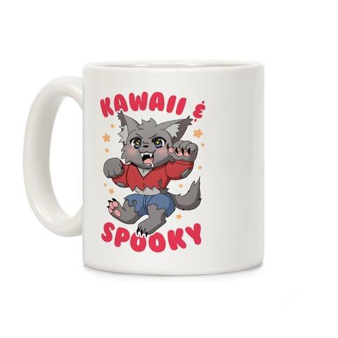 Kawaii & Spooky Coffee Mug