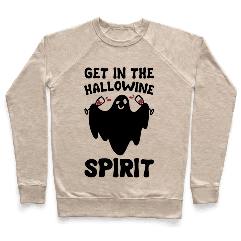 Get in The Hallowine Spirit