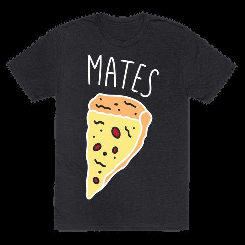 Soul Mates Pizza 2 (White)