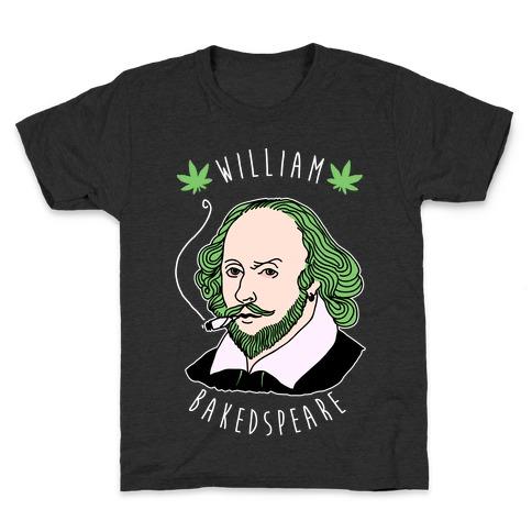 William Bakedspeare Kids T-Shirt
