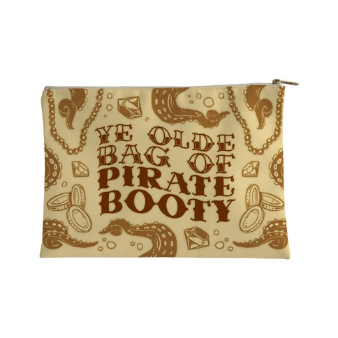 Ye Olde Bag of Pirate Booty Accessory Bag