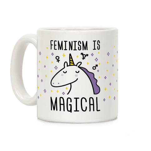 Feminism Is Magical Coffee Mug