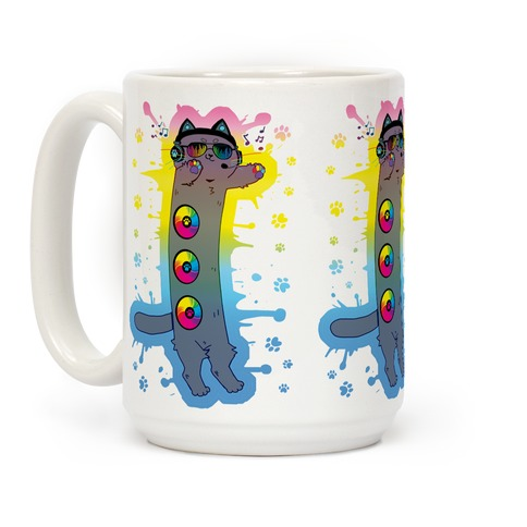R.G.BEAN GAMER CAT Coffee Mug