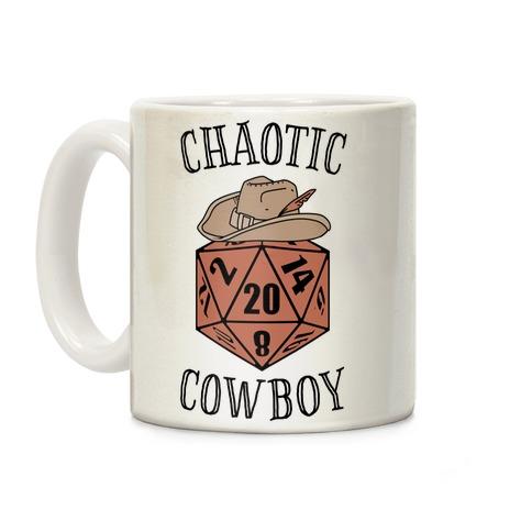 Chaotic cowboy Coffee Mug