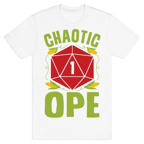 Chaotic Ope T-Shirt