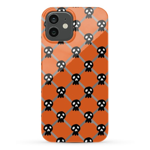 Skelly Quilt Phone Case