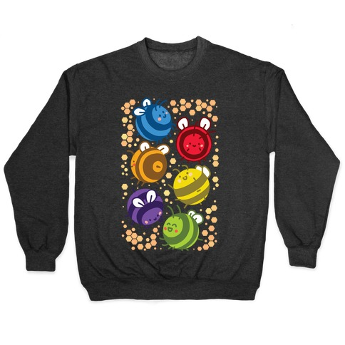 Orb Bees Pullover