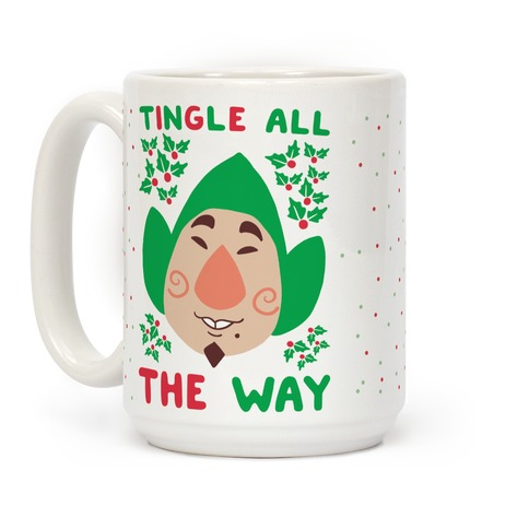 Tingle All the Way Coffee Mug