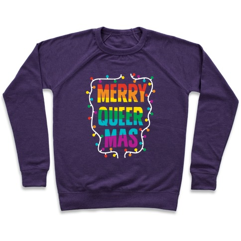 Merry Queer-mas Pullover