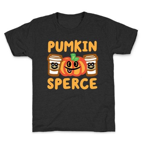 Pumkin Sperce Parody Kids T-Shirt