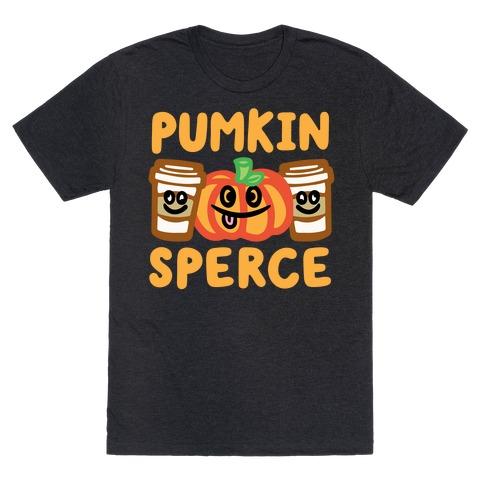 Pumkin Sperce Parody T-Shirt