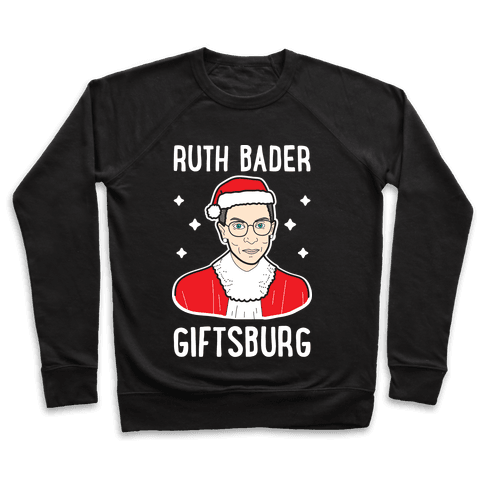 Ruth Bader Giftsburg Pullover