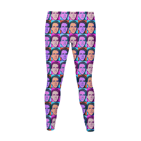 Nicolas Cage Leggings Women's Legging