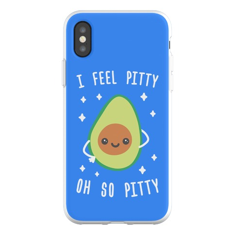 I Feel Pitty, Oh So Pitty! Phone Flexi-Case