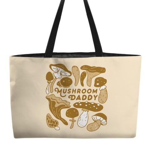 Mushroom Daddy Weekender Tote