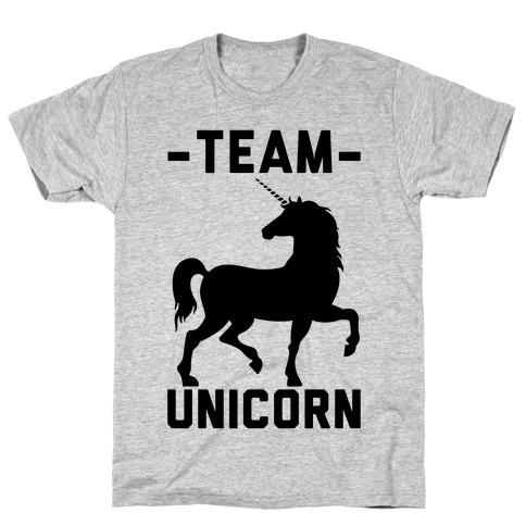 Team Unicorn T-Shirt