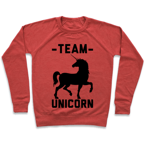 Team Unicorn Pullover