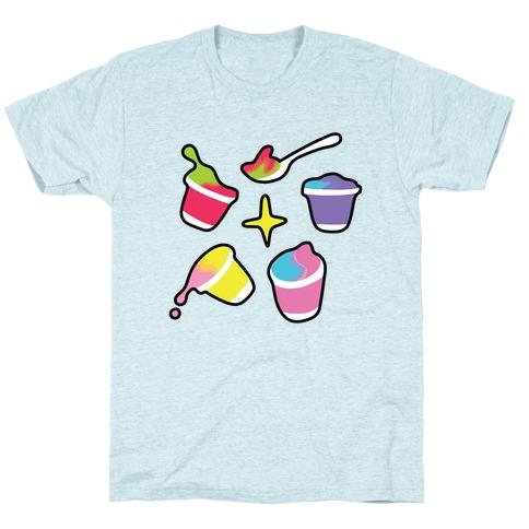 Rainbow Yogurt T-Shirt