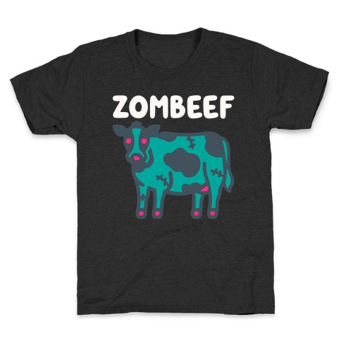 Zombeef  Kids T-Shirt
