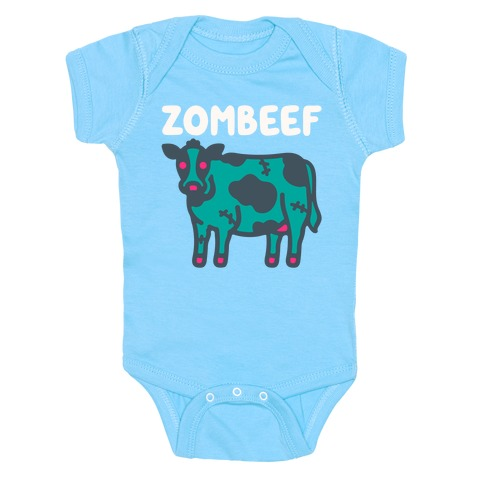 Zombeef  Baby One-Piece