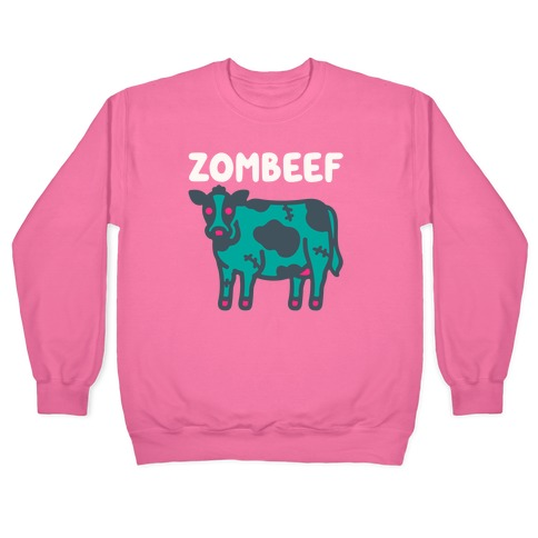 Zombeef  Pullover