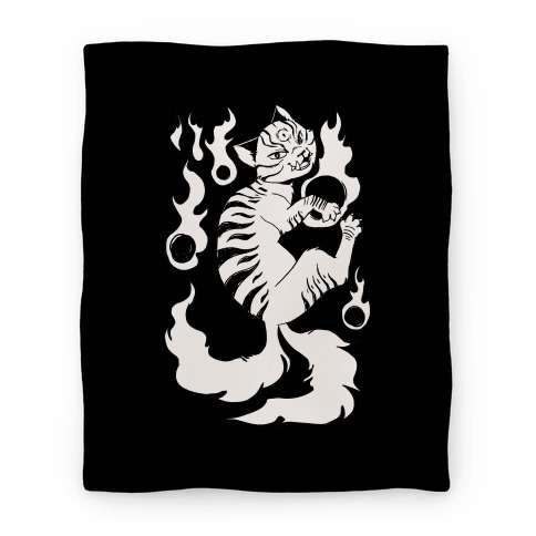 Ink Nekomata Blanket