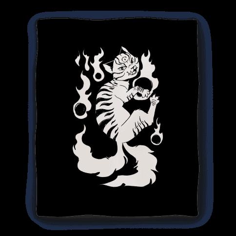 Ink Nekomata Blanket