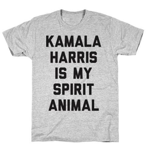 Kamala Harris Is My Spirit Animal Mens T-Shirt