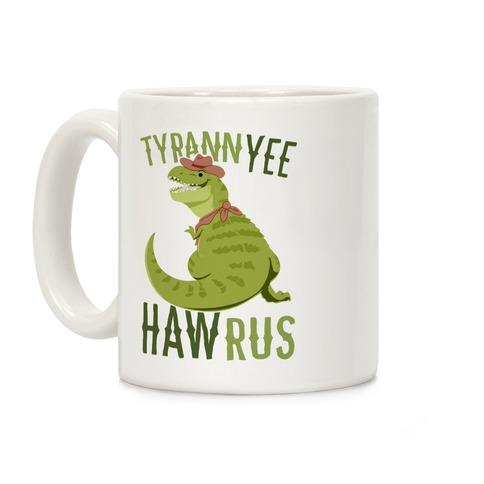 TyrannYEE-HAWrus Coffee Mug