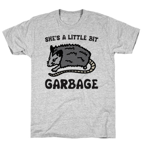 I'm A Little Bit Country She's A Little Bit Garbage Pairs Shirt T-Shirt