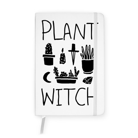 Plant Witch Notebook