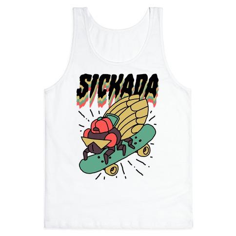 SICKada Cicada Tank Top