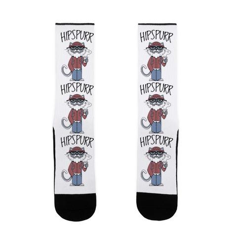 Hipspurr Sock