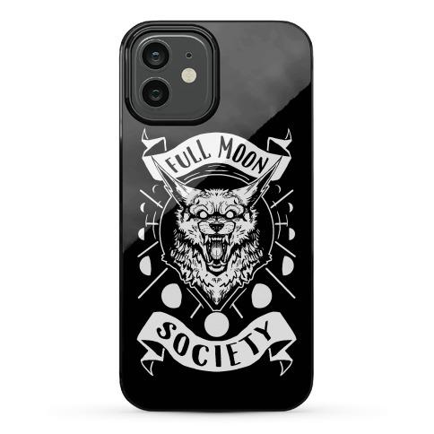 Full Moon Society Phone Case