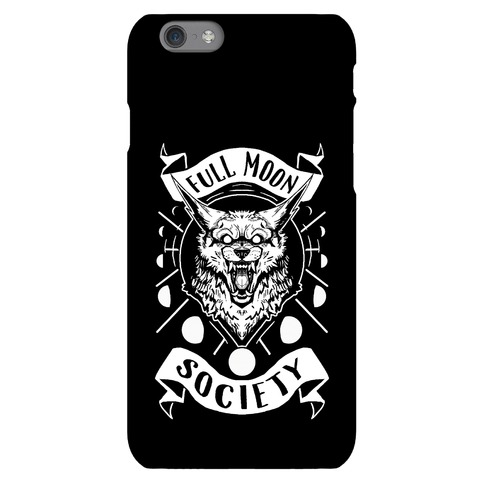 Full Moon Society Phone Case