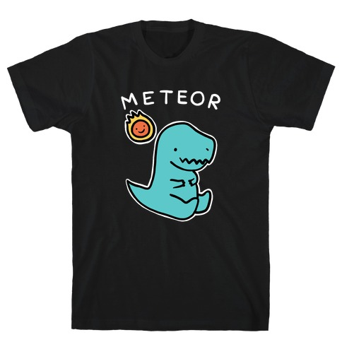 Meteor Dino T-Shirt